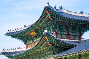 Fancy Asian Roof